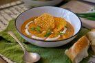 Капустно-тыквенный суп