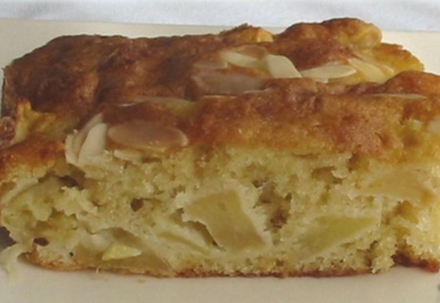 шарлотка с грушами простой рецепт в духовке