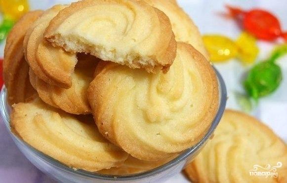 печенья тающие во рту рецепт с фото