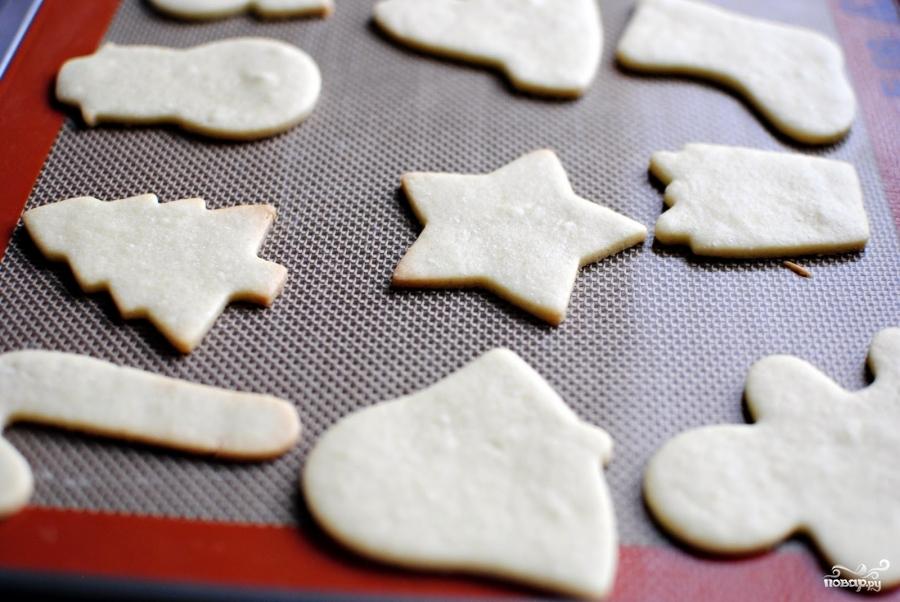 Домашнее печенье - фото шаг 9