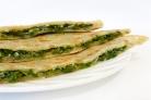 Армянские пирожки с зеленью