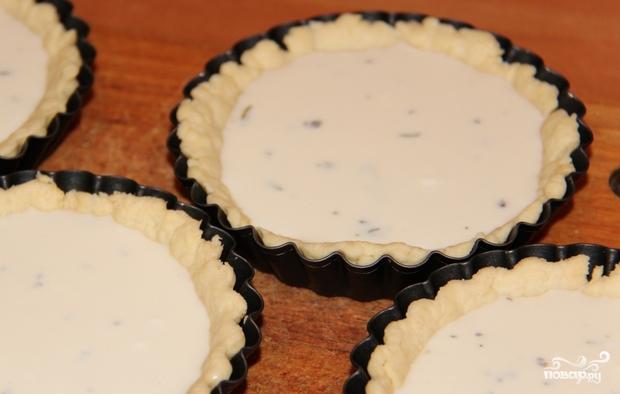 Тесто с творожным сыром - фото шаг 5