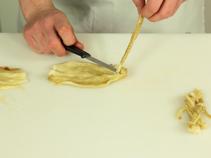 Салат из баклажанов арабский - фото шаг 3