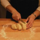 Рецепт Pizzelle Fritte, жаренная пицца