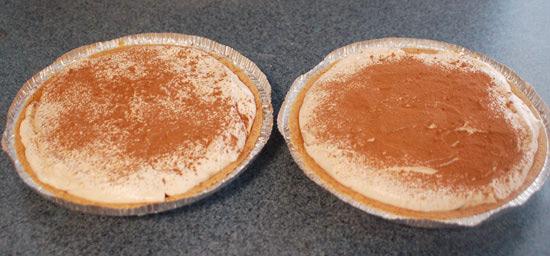 Пирог с арахисовым маслом - фото шаг 8