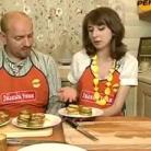 Рецепт Кабачки с сыром Хиляем по Бродвею
