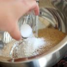 Рецепт Персиковые маффины