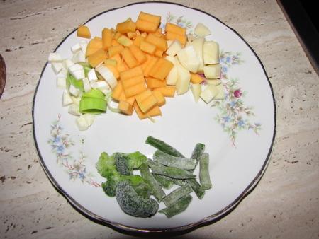 Овощное пюре для грудничка - фото шаг 3