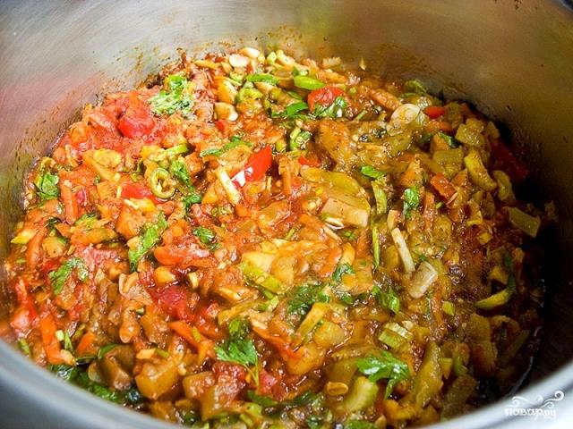 Рагу овощное с болгарским перцем - фото шаг 4