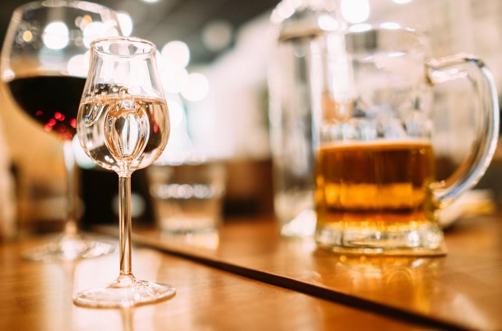 Водка, пиво, вино