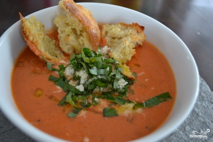 Рецепт гречневого супа с томатной пастой