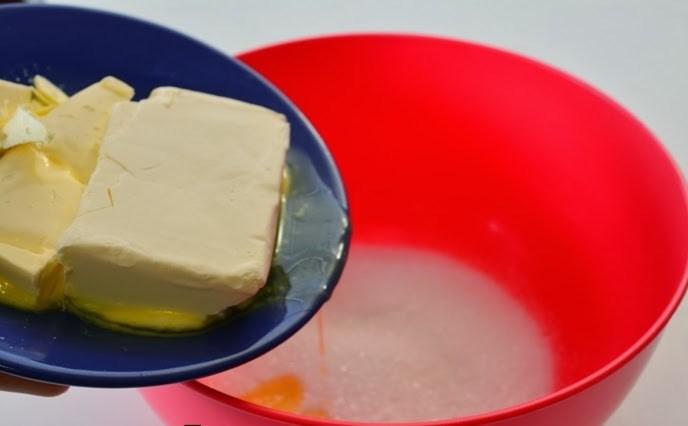 Рецепт Вкусные кексики в формочках