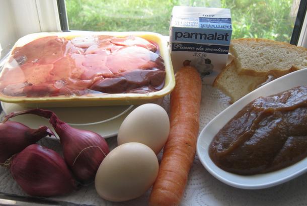 Домашний диетический паштет из куриной печени рецепт