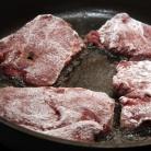 Рецепт Тушеная говядина в томатном соусе