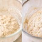 Рецепт Пирог с квашеной капустой и сосисками