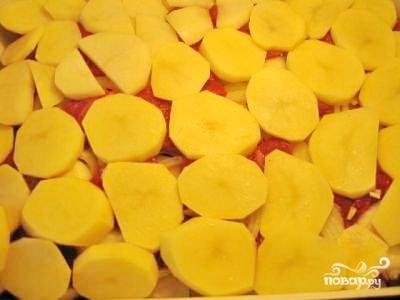 Говядина запеченная с картофелем - фото шаг 7