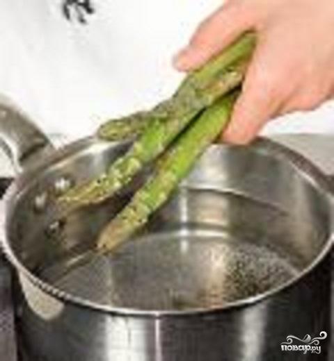 Прозрачный суп с мидиями - фото шаг 1