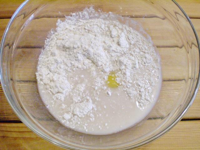 Пирожки с начинкой - фото шаг 6