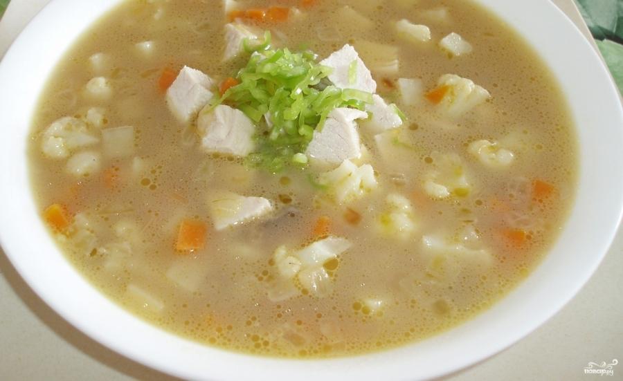 Cырный суп со свининой - фото шаг 5
