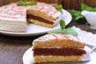 Торт Сметанник классический