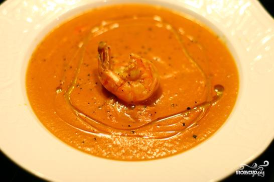 Томатный крем-суп - фото шаг 4