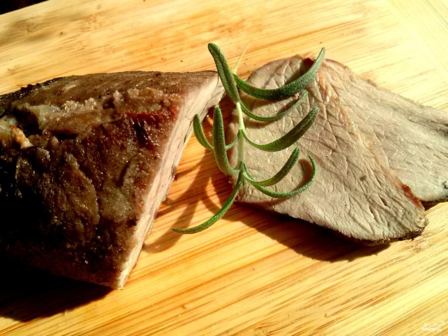 Ростбиф из говядины классический рецепт - фото шаг 7