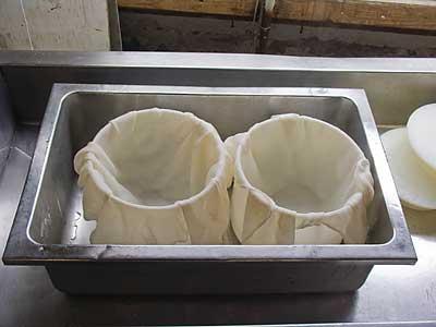 Голландский твердый сыр в домашних условиях - фото шаг 5