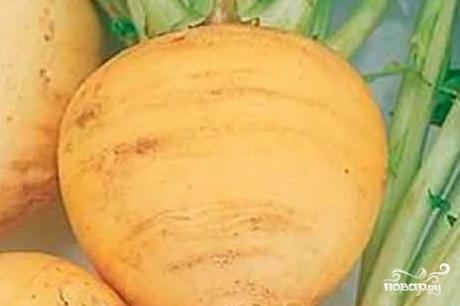 репа с овощами в духовке рецепты