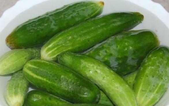 Рецепт Засолка огурцов холодным способом