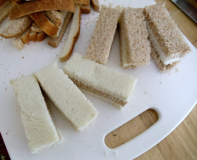 Рецепт Бутерброды на свадебный стол