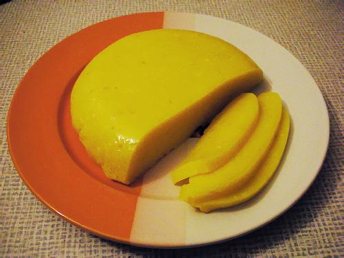 Сыр с дырками в домашних условиях - фото шаг 10