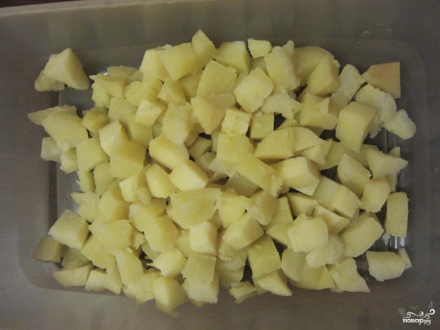 Грибной суп с маслятами - фото шаг 4