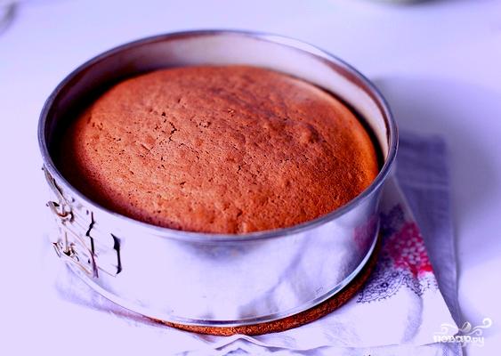 Вишневый торт - фото шаг 2