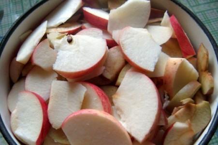 Желе из яблок на зиму - фото шаг 2