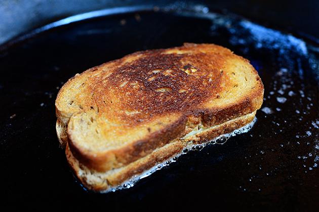 Ирландские тосты - фото шаг 6