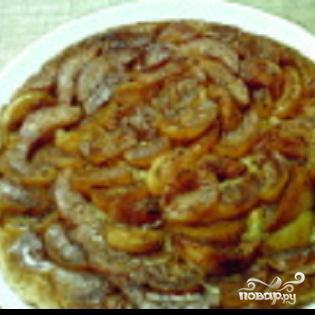 "Французский яблочный пирог ""Татен"" - фото шаг 7"