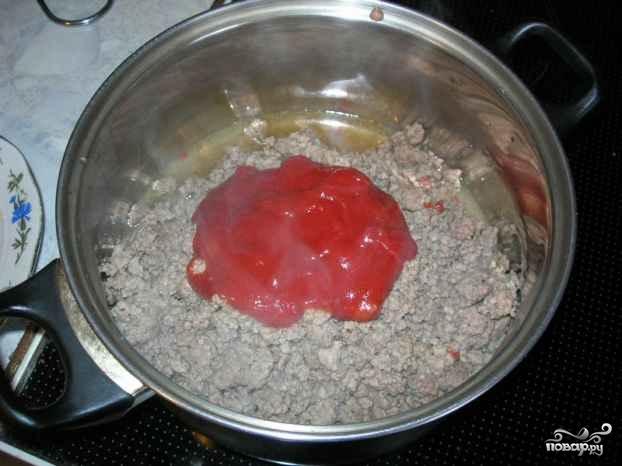 Суп чили с фасолью - фото шаг 4