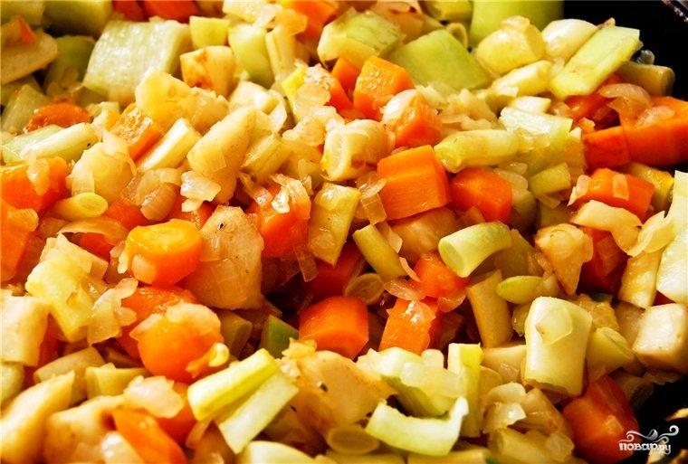 Суп из телячьего хвоста - фото шаг 8