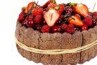 Торт-десерт Дары лета