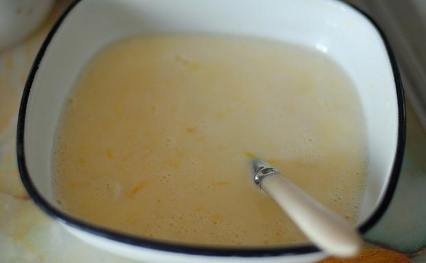 Рецепт Омлет с брокколи в духовке