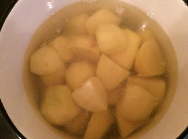 Рецепт Пюре с фаршем в духовке
