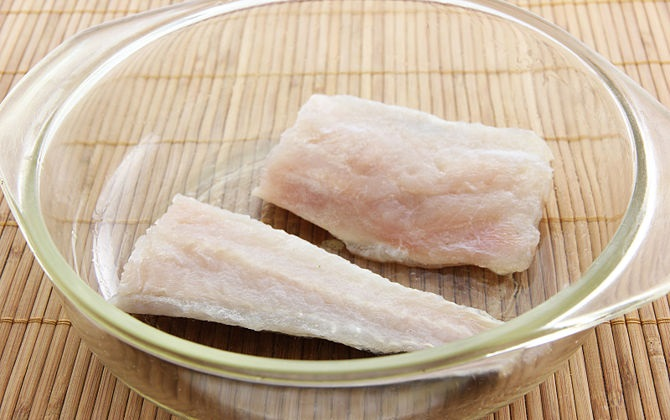 Рыба в сыре - фото шаг 1