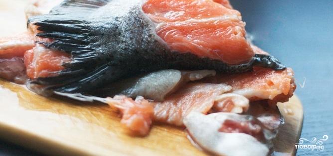 Рыбный суп в мультиварке - фото шаг 4