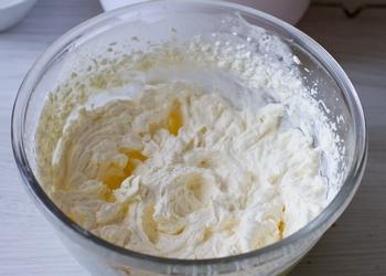 Крем для торта без масла - фото шаг 2
