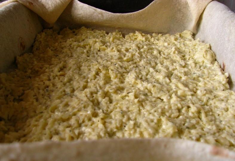 Ачма из лаваша в духовке - фото шаг 7