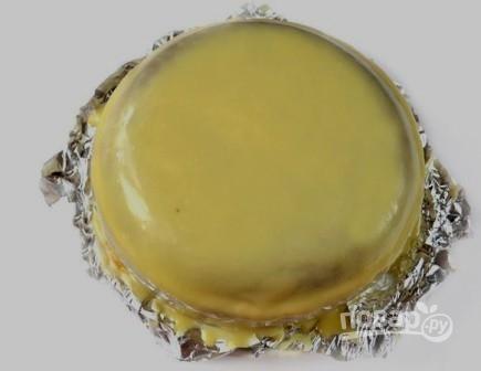 Глазурь из белого шоколада - фото шаг 5