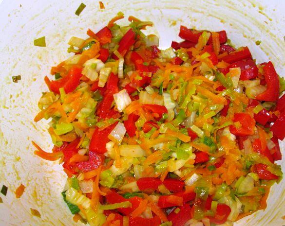 Суп с брюссельской капустой - фото шаг 2