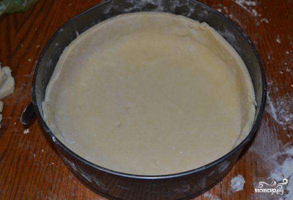 Пирог с апельсиновой начинкой - фото шаг 13