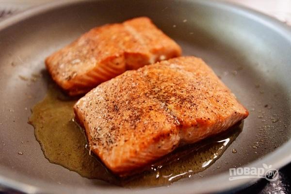 соус для красной рыбы рецепт с фото