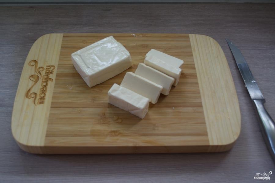 Свинина под сырным соусом - фото шаг 5